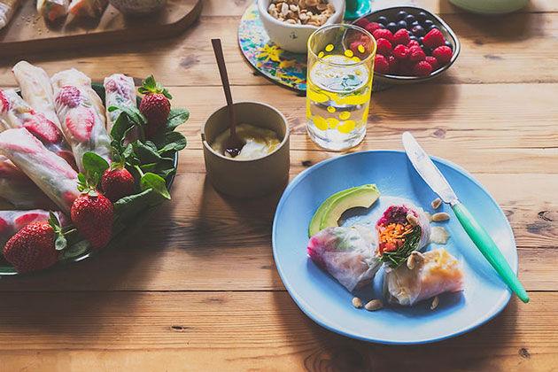 อาหารสำหรับเด็กควรเลือกทานอย่างไร